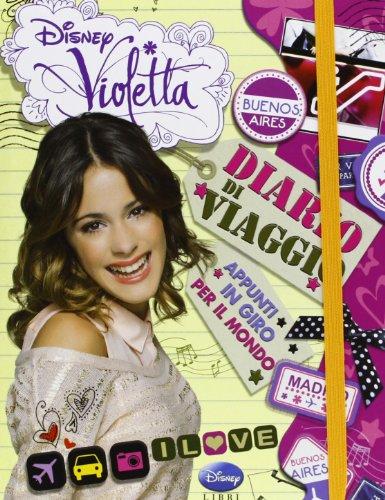 9788852217135: Diario di viaggio. Violetta
