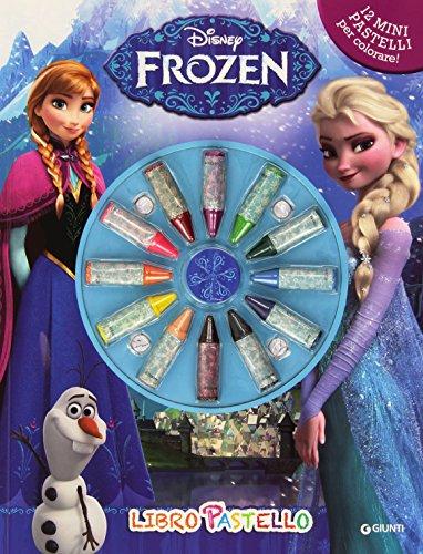 9788852223754: Frozen. Libro pastello. Con gadget