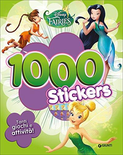 9788852225611: Fairies. 1000 stickers. Ediz. illustrata