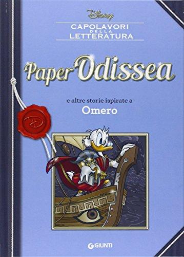 9788852225826: Paperodissea e altre storie ispirate a Omero