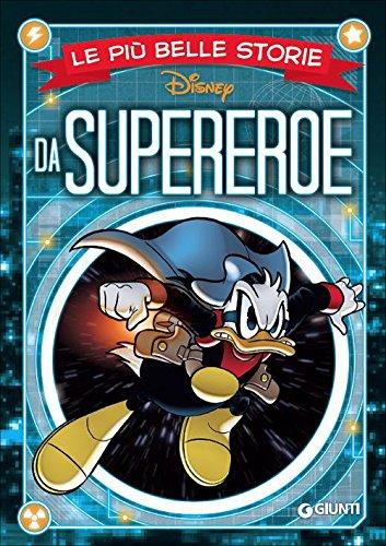 9788852225840: Le più belle storie da supereroe (I fumetti di Disney club)