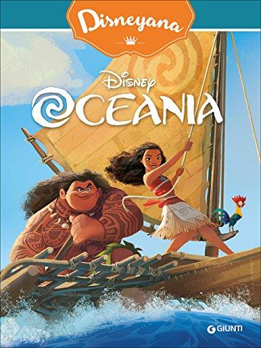 9788852227011: Oceania. Ediz. illustrata (Disneyana)