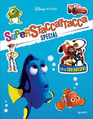 9788852228001: Superstaccattacca Special. Disney-Pixar