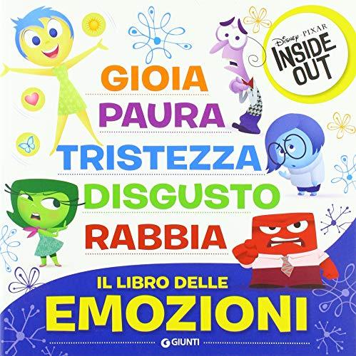 9788852232046: Il libro delle emozioni. Inside out
