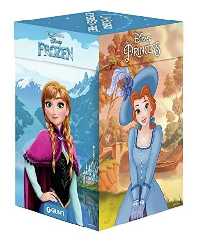 9788852235474: Principesse Frozen. Cubotti. Ediz. a colori