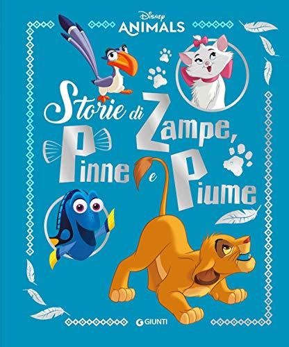 9788852235764: Storie di zampe, pinne e piume. Disney animals. Ediz. a colori