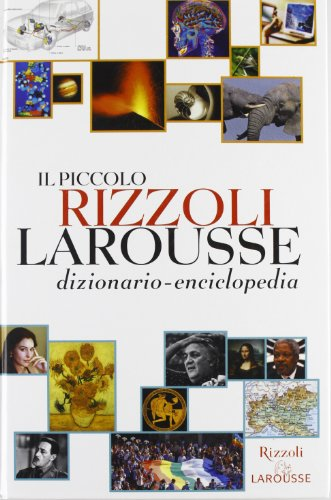 9788852500954: Il Piccolo Rizzoli Larousse. Con CD Rom