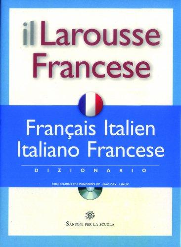 9788852501753: Larousse Francese. Français-italien, italiano-francese. Dizi