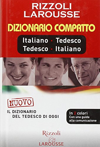 9788852503429: Dizionario Larousse compatto italiano-tedesco, tedesco italiano