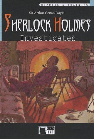 Sherlock Holmes investigate Three Stories of Detection Elemantary: Arthur Conan Doyle