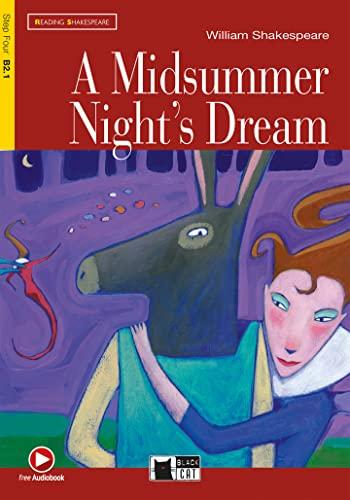 9788853000330: A Midsummer Night's Dream (Book & CD) (Reading & Training)