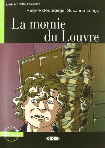 9788853000620: Momie du Louvre. Con audiolibro. CD Audio (Lire et s'entraîner)