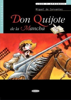 9788853001016: Don Quijote de la Mancha. Con audiolibro. CD Audio (Leer y aprender)