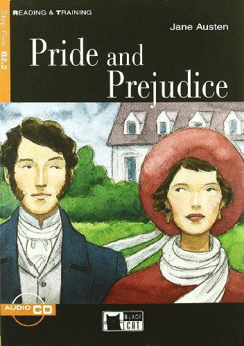 9788853001351: Pride and prejudice. Con audiolibro. CD Audio (Reading and training)
