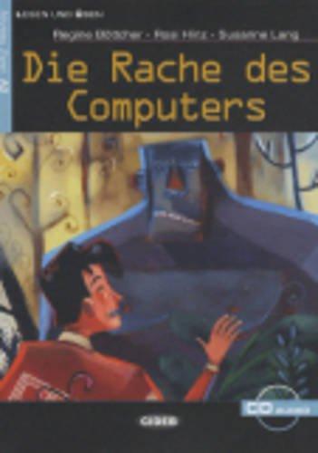 DIE RACHE DES COMPUTERS LIVRE+CD A2: BOTTCHER HINZ LANG