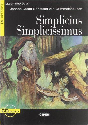 9788853001504: Simplicius Simplicissimus. Con audiolibro. CD Audio (Lesen und üben)