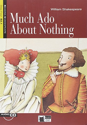 MUCH ADO ABOUT NOTHING LIVRE+CD B2.1: SHAKESPEARE WILLIAM