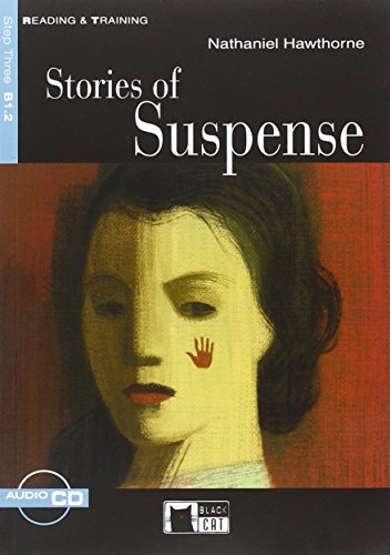 9788853001603: Stories of Suspence (Reading & Training, Elementary)