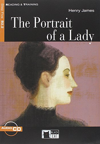 9788853001689: Reading & Training: The Portrait of a Lady + audio CD (Reading & Training: Step 5)