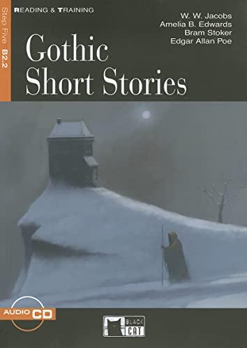 9788853001764: Gothic Short stories : B2.2 (1CD audio)