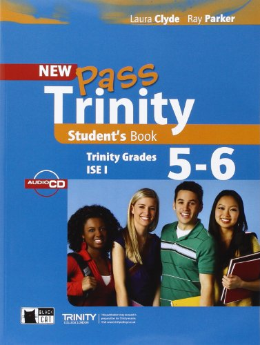 9788853001856: Pass Trinity 5-6. Student's Book (English certification)