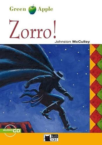 9788853002198: Zorro! Con audiolibro. CD Audio [Lingua inglese]