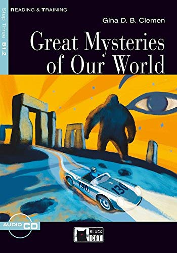 9788853002914: Great Mysteries of Our World+cd (Reading & Training)