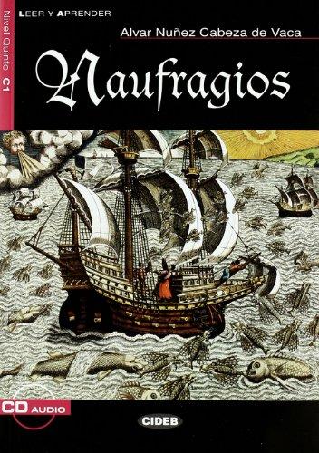 9788853002976: LA.NAUFRAGIOS+CD