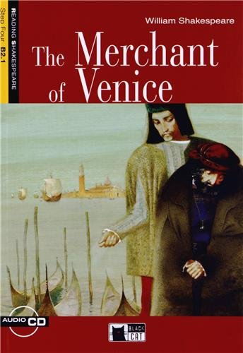 Merchant of Venice+cd (Reading & Training): William Shakespeare