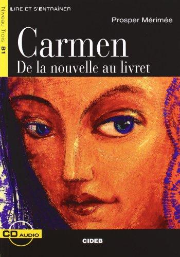 Carmen (Lire Et S'Entrainer - Book +: Prosper, Merimee