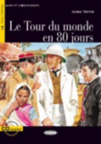 9788853003867: Le tour du monde en 80 jours. Con audiolibro. CD Audio (Lire et s'entraîner)