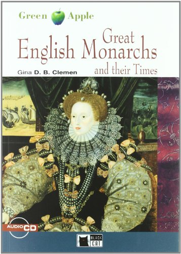 Great English Monarchs+cd (Green Apple): Clemen, Gina