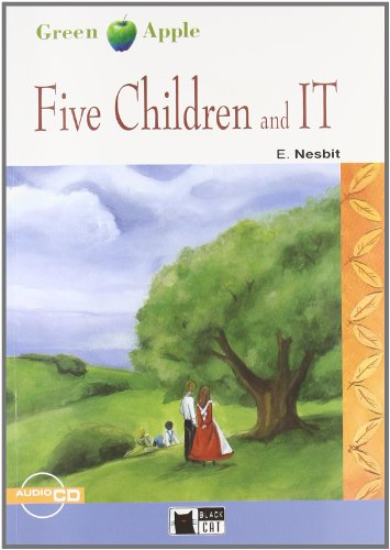 9788853004758: Five children and it. Con CD Audio (Green apple)