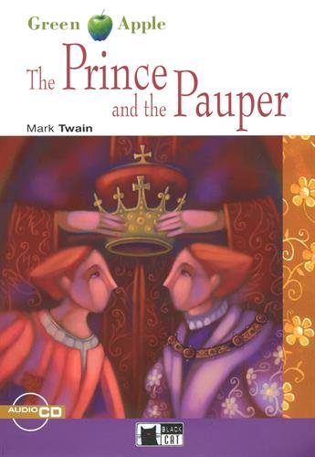 9788853004802: The prince and the pauper. Con CD Audio (Green apple)