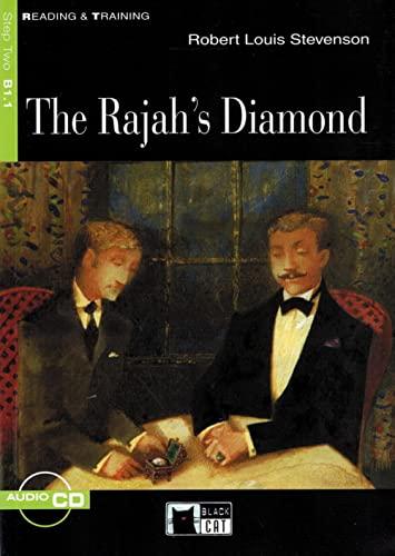 The Rajah's Diamond [With CD (Audio)] (Reading & Training: Step 2): Stevenson, Robert ...