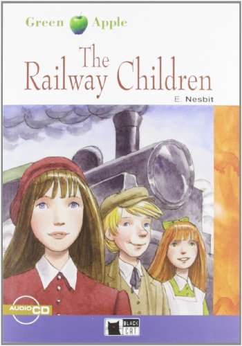 9788853004970: The railway children. Con CD Audio (Green apple)