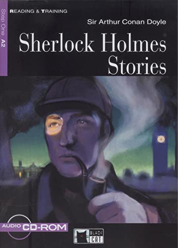 9788853005151: Sherlock Holmes stories. Con CD Audio. Con CD-ROM (Reading and training)