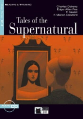 9788853005199: Tales of the Supernatural+cd (Reading & Training)