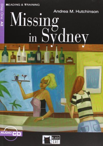 9788853005359: Missing in Sydney. Con CD Audio (Reading and training)