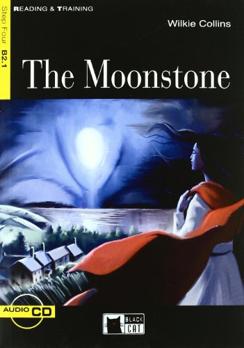 9788853005403: The moonstone. Con CD Audio (Reading and training)