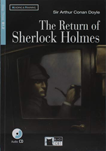 9788853005465: Return of Sherlock Holmes+cd (Reading & Training)