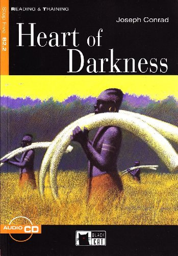 9788853005588: Heart of Darkness+cd [Lingua inglese]
