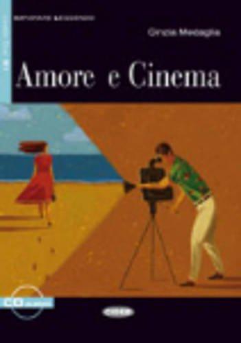 9788853005762: Amore E Cinema. Libro (+CD): 2 (Imparare leggendo)