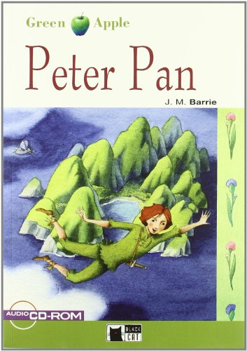 9788853005786: Peter Pan. Con CD Audio. Con CD-ROM (Green apple)