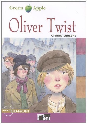 Oliver Twist+cdrom (Green Apple Step Two): Dickens, Charles