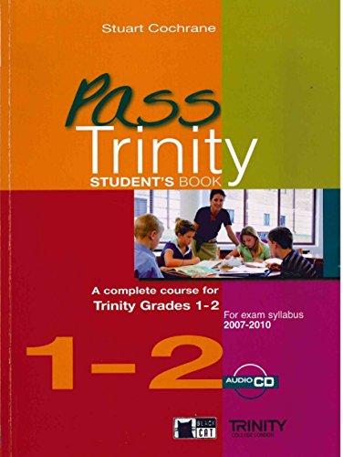 9788853005854: PASS TRINITY + CD, GRADES 1-2