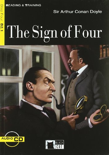 THE SIGN OF FOUR. BOOK + CD
