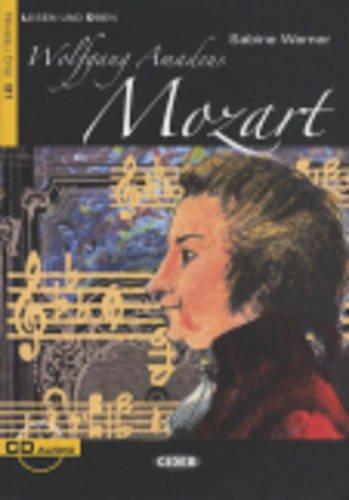 9788853006073: Mozart Wolfgang Amadeus+cd (Lesen Und Uben, Niveau Zwei)