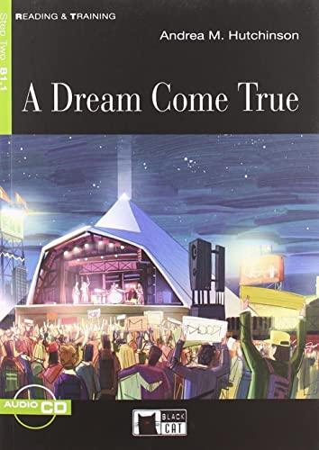A DREAM COME TRUE LIVRE+CD B1.1: HUTCHINSON ANDREA M