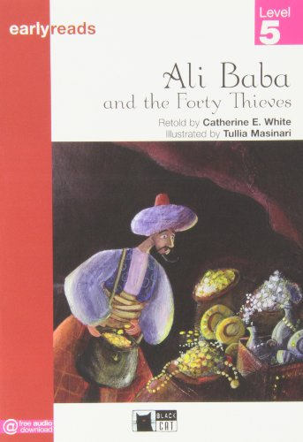 9788853006264: Ali Baba And The Forty Thieves. Book Audio (Early reads)
